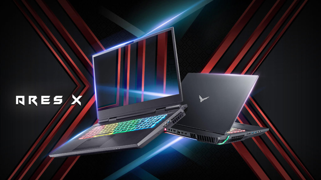 Massive Illegear ARES X gaming laptop with desktop CPU and GPU is now up for preorders 1