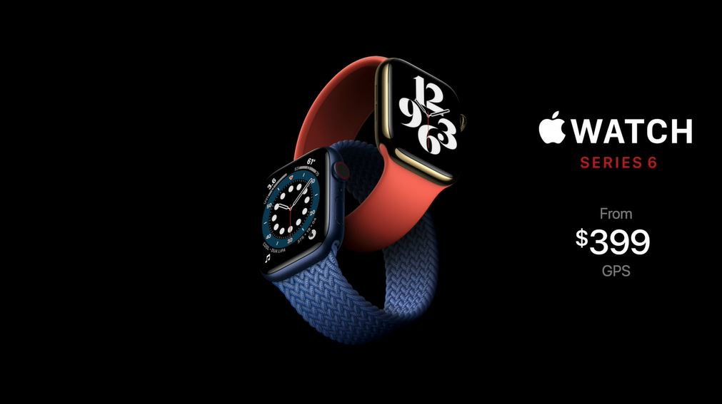 Apple Watch series 6 with blood oxygen level measurement sensors and more debuting from RM1,749 1