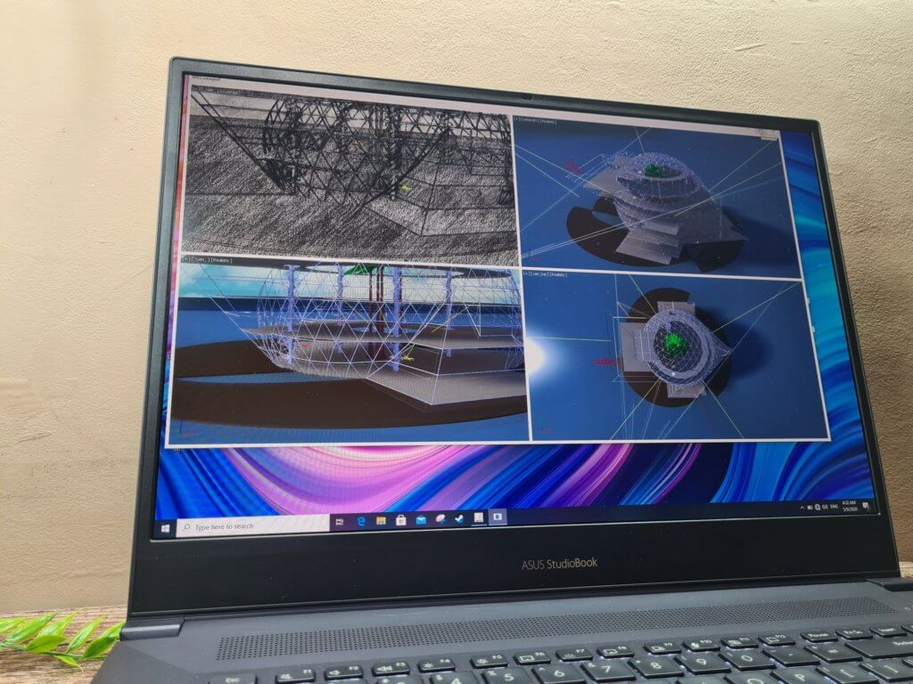 Asus ProArt W700 W700G2T display