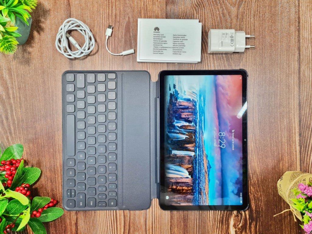 Huawei MatePad WiFi  contents