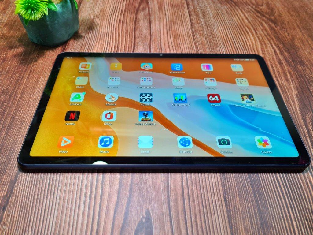Huawei MatePad WiFi  top