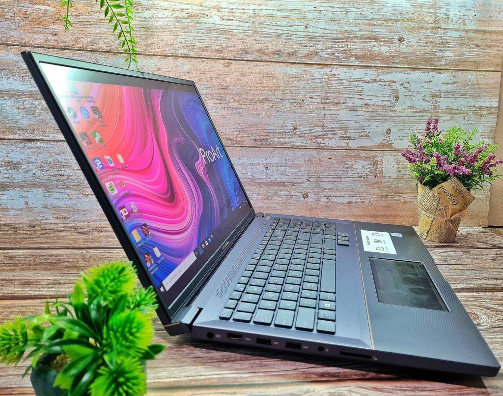 ProArt StudioBook Pro X W730G slim