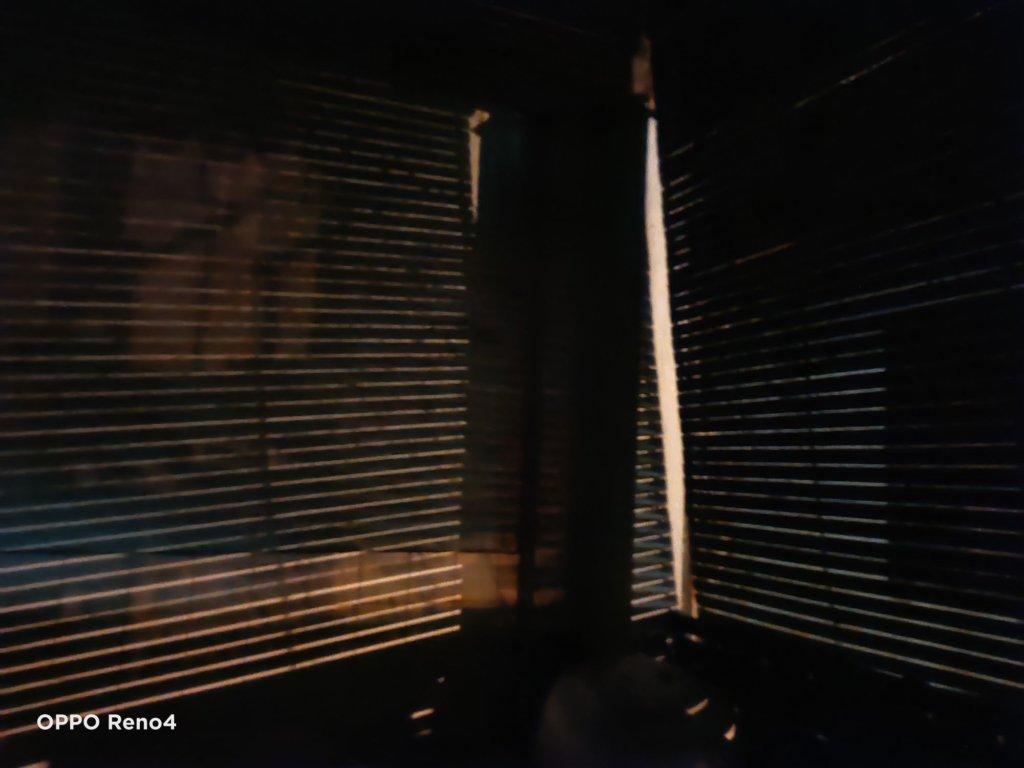 OPPO Reno 4  ultra dark mode