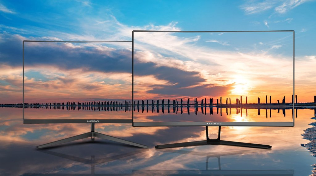 Illegear Bolt curved displays have 2K resolution, large sizes and priced from RM659 3