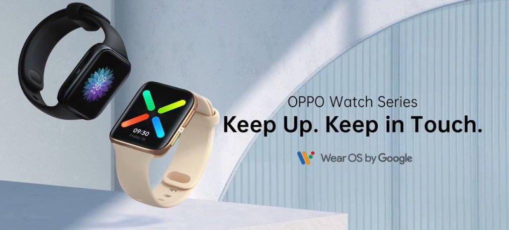 oppo watch launch