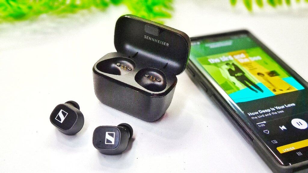 Here's 3 Reasons Why the Sennheiser CX 400BT True Wireless earbuds are an absolute steal 1