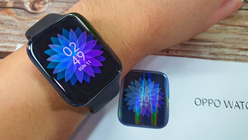 OPPO Watch review hero