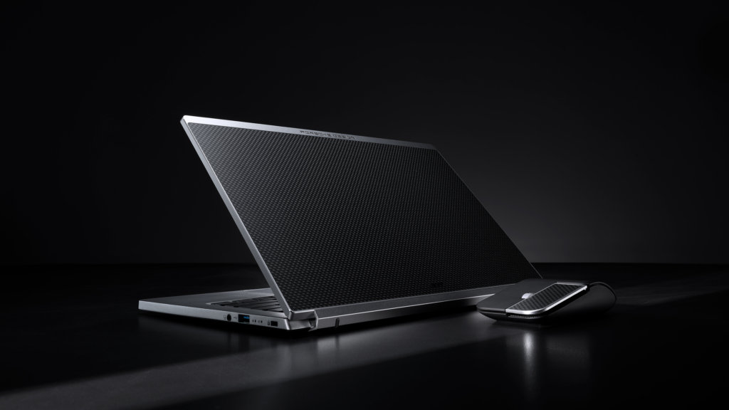 Porsche Design Acer Book RS laptop blends cutting edge design and performance in one sleek chassis 1