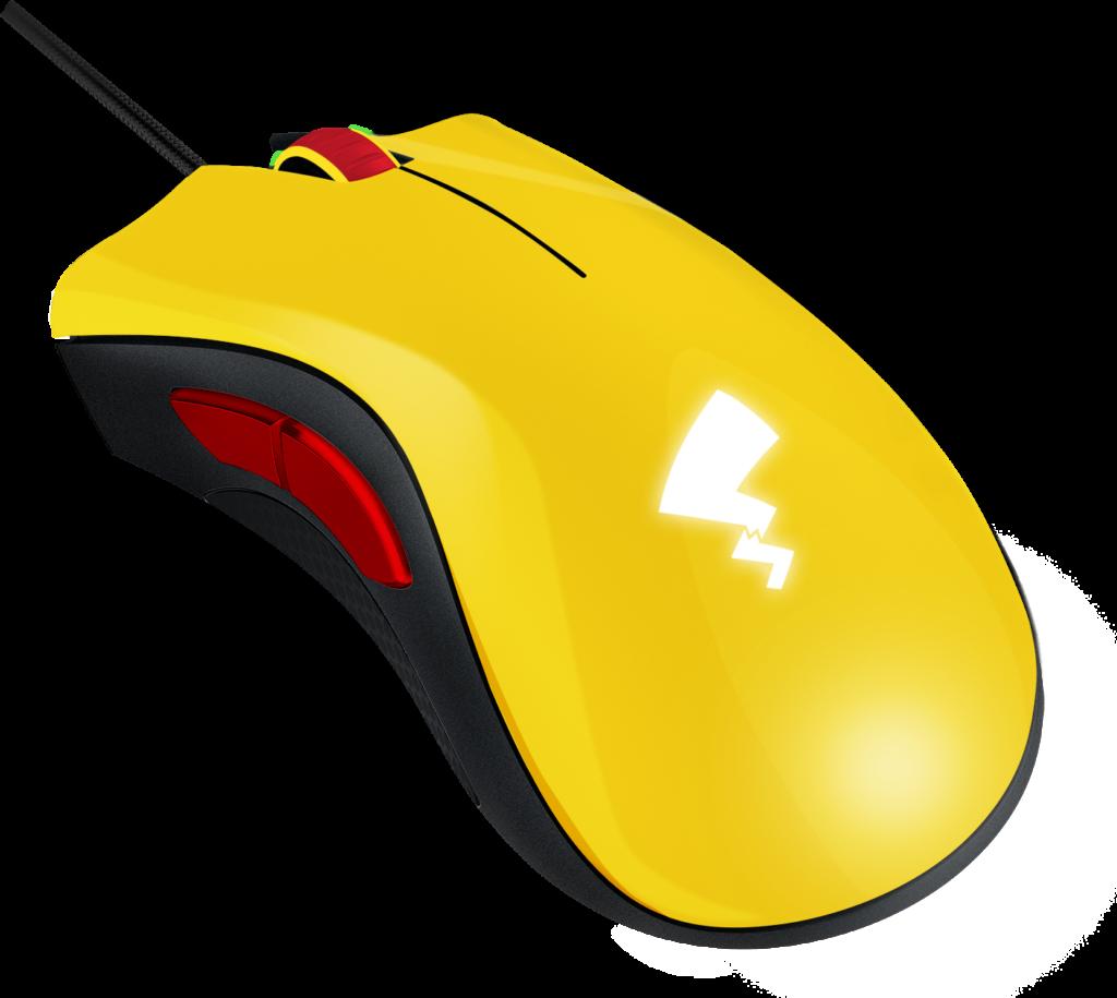 Razer Pokémon goliathus mouse