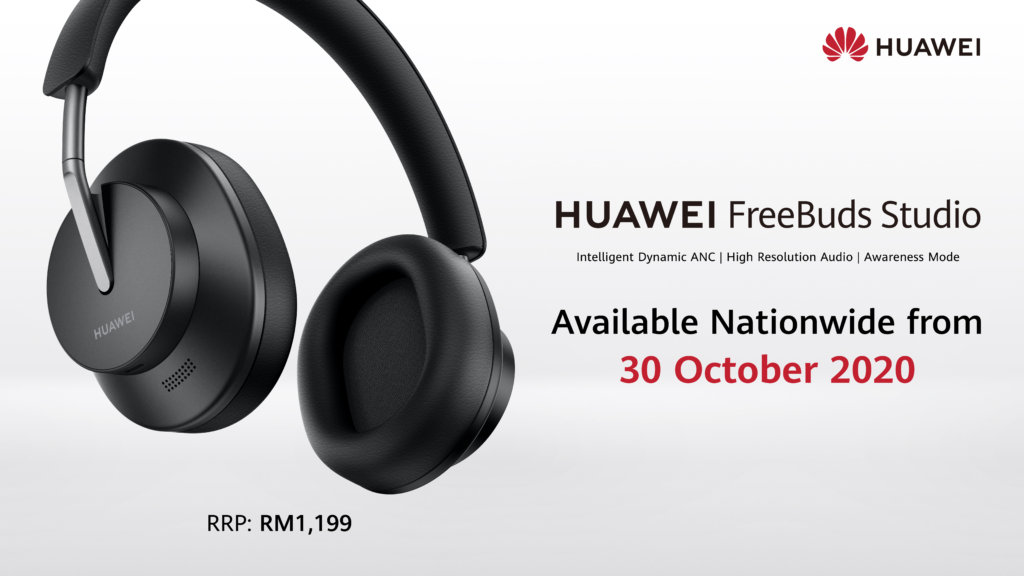 Huawei FreeBuds Studio price
