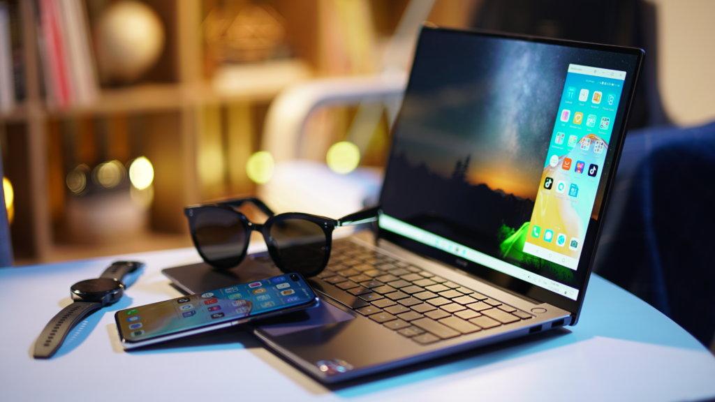 Huawei MateBook 14 2020 Price in Malaysia angled
