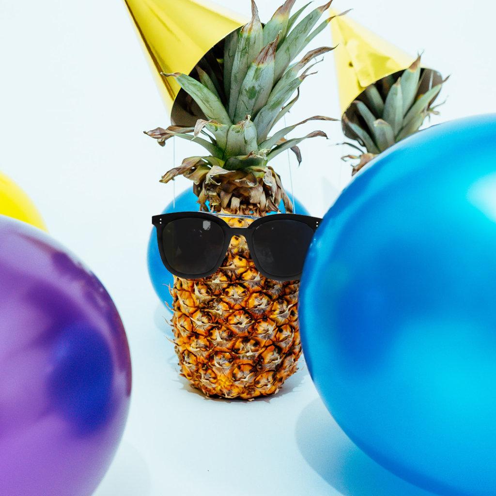 Huawei x Gentle Monster Eyewear II pineapple