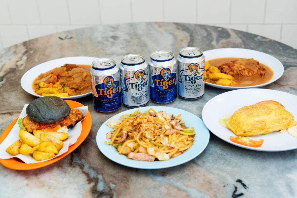 Tiger Street Food Virtual Festival set yut kee