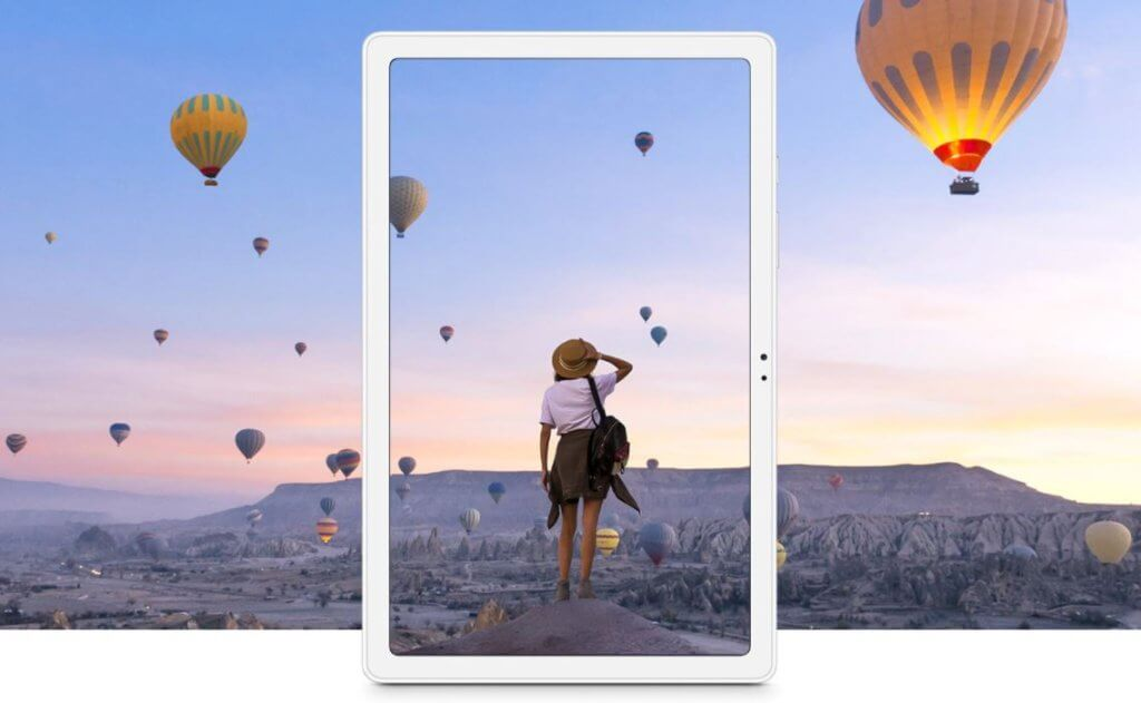 Samsung Galaxy Tab A7 tablet cover the essentials for work and play for just RM999 1