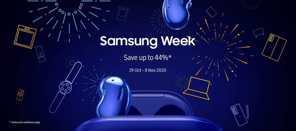 Galaxy Buds Live now in Mystic Blue for RM699 as Samsung Week online exclusive in Malaysia 2