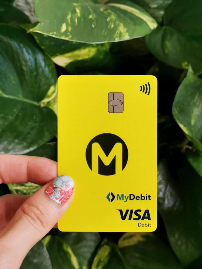 MAE by Maybank2u debit card