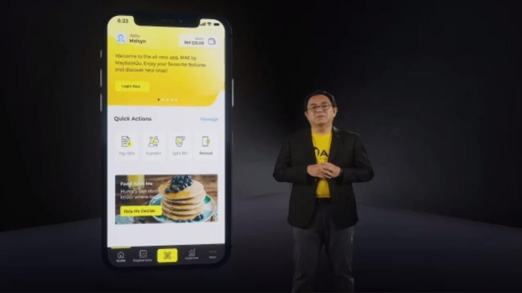 MAE by Maybank2u features