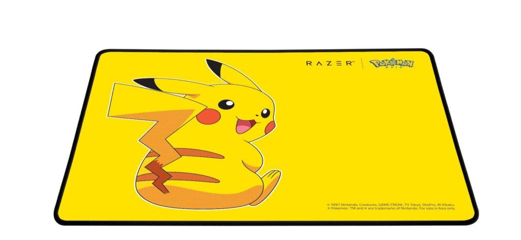 Razer Pokémon mousepad