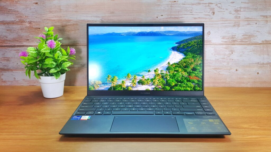 ASUS ZenBook 14 UX425EA review - Awesome Tiger Lake powered ultrabook cometh 1