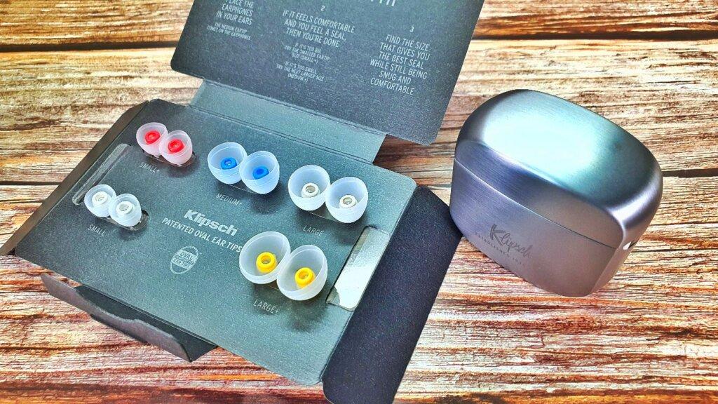 Klipsch T5 II True Wireless earbud choices
