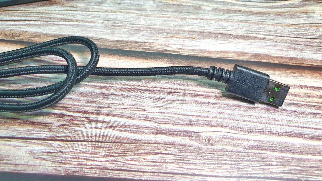 Razer BlackWidow V3 cable