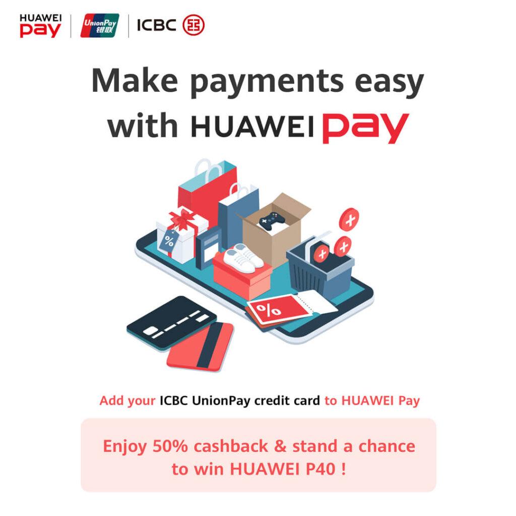 huawei pay mark 2