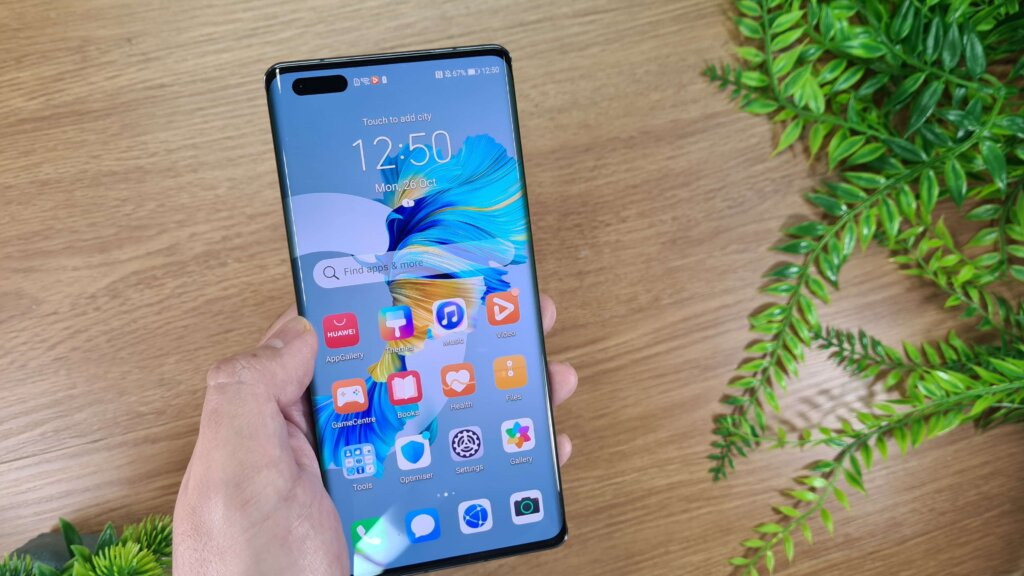Huawei Mate 40 Pro First Look and Quick Camera Test 3