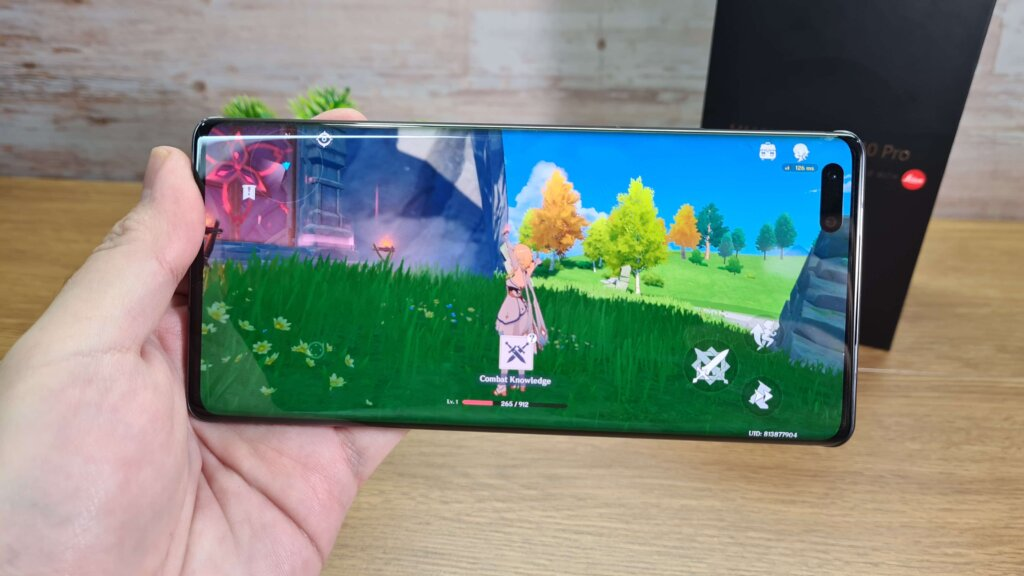 Huawei Mate 40 Pro First Look gaming