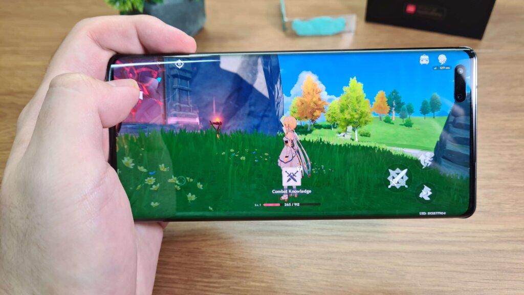 Huawei Mate 40 Pro Review genshin