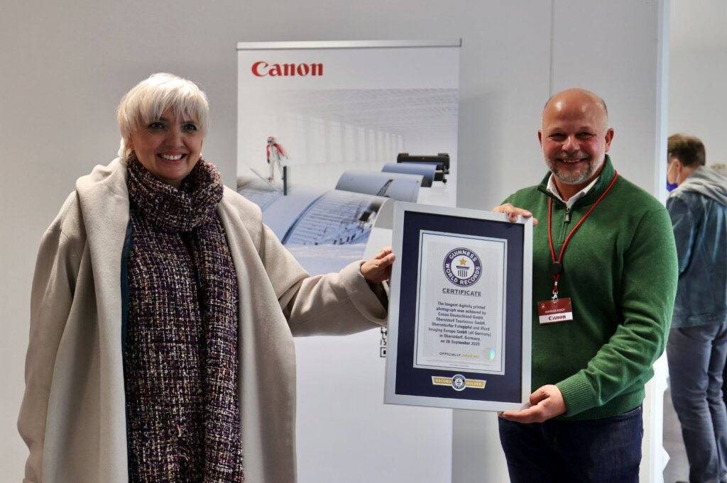 canon world record 1