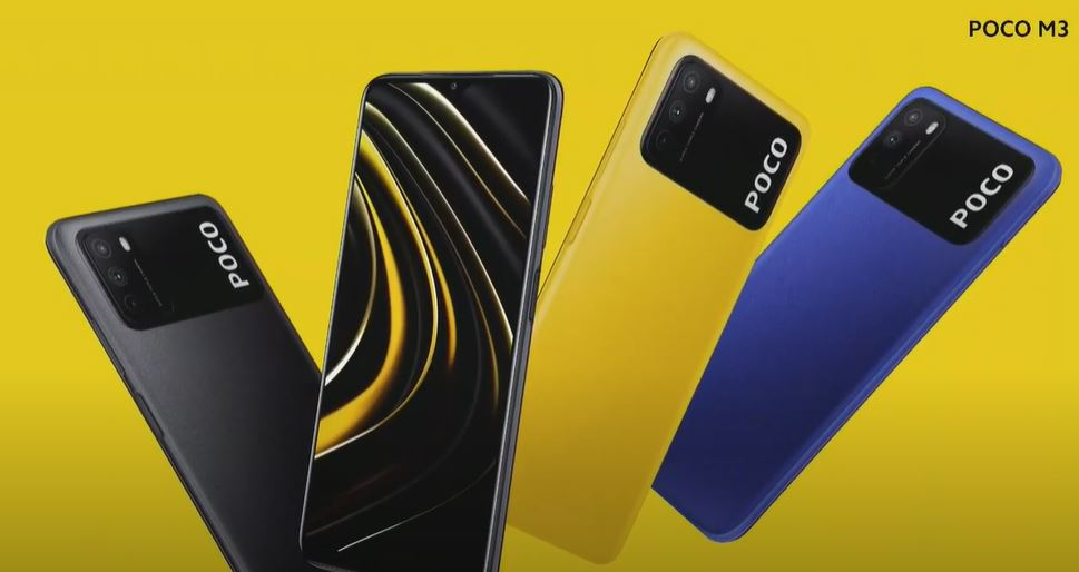 POCO M3 with huge 6,000mAh battery and dual speakers launched from RM599 1