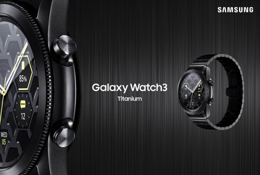 Galaxy Watch3 Titanium can be yours for a mere RM2,499  1