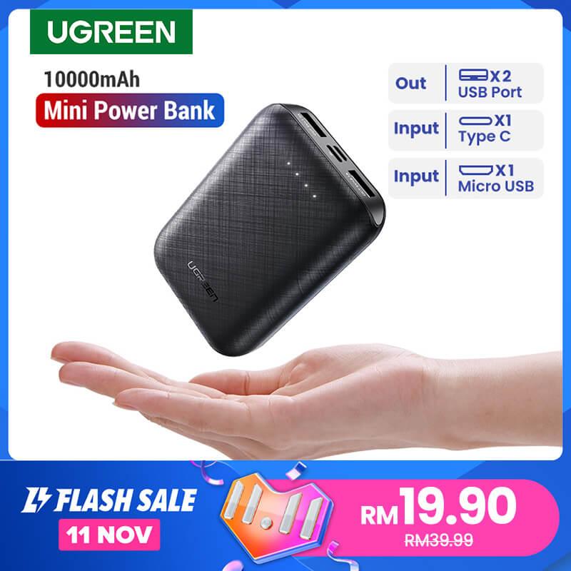 The UGreen 11.11 sale power bank