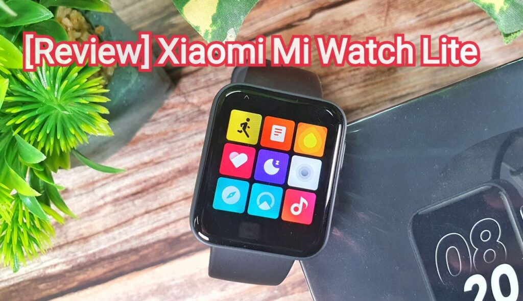Xiaomi Mi Watch Lite hero