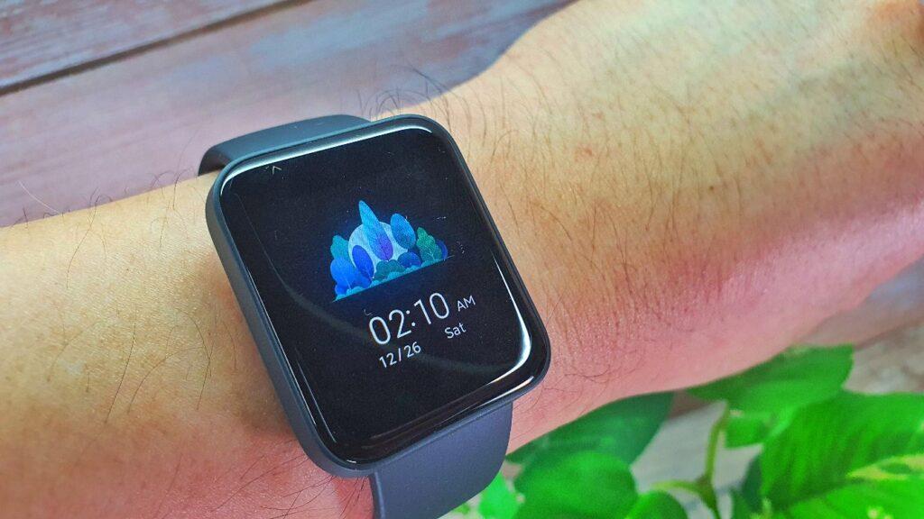 Xiaomi Mi Watch Lite screen 1