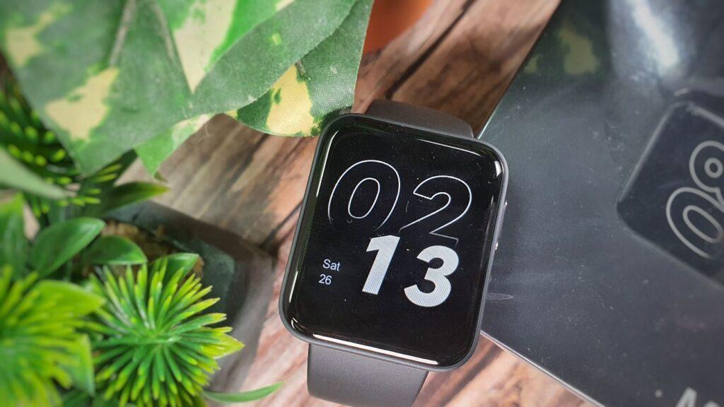 Xiaomi Mi Watch Lite screen