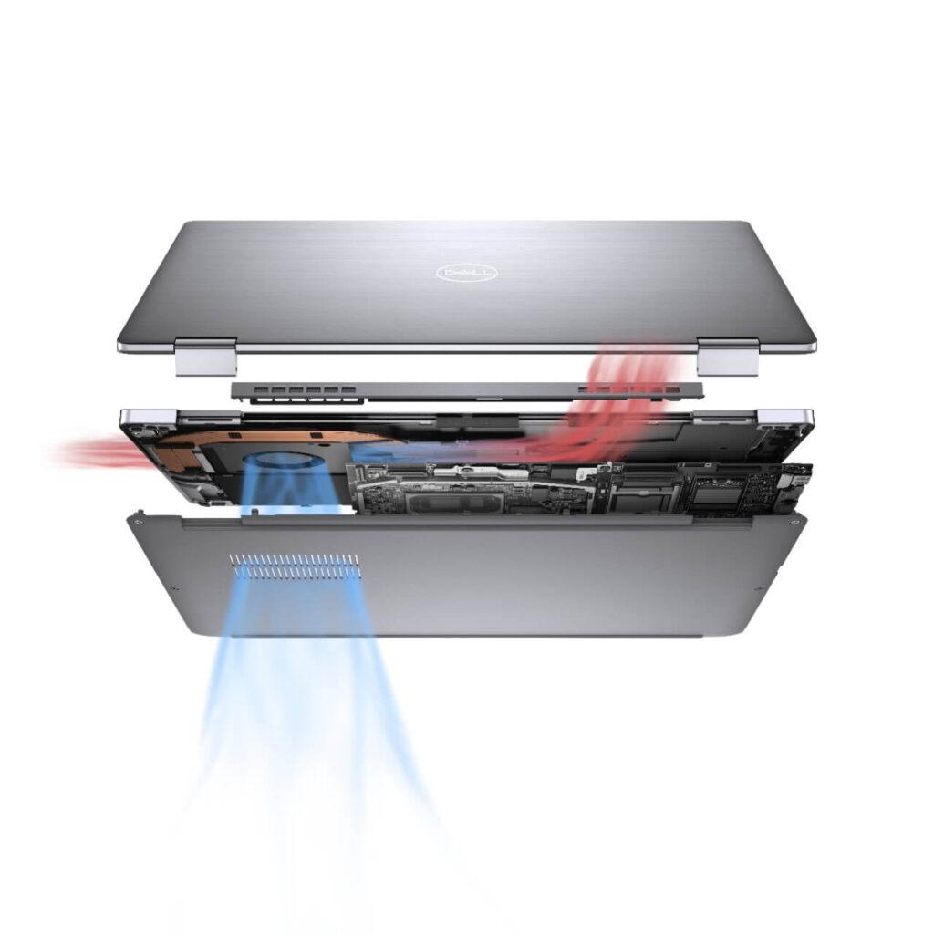 Dell Latitude 9420 2 in 1 internal