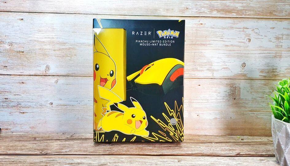Pokémon Razer box