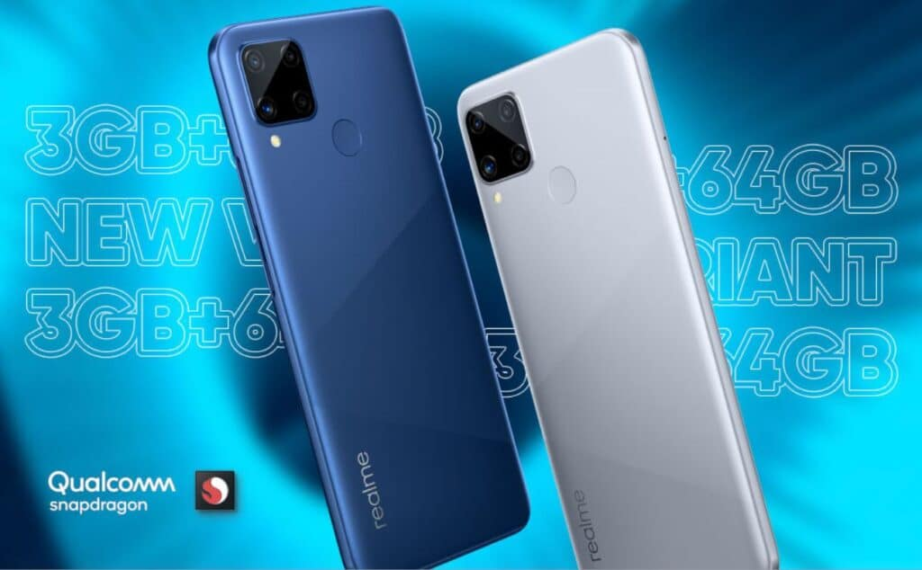 Realme C15 Qualcomm Edition with 3GB RAM / 64GB storage arriving from RM549 and two colourways 1