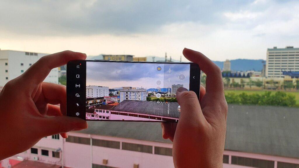 Samsung Galaxy S21 Ultra 5G Review camera shots