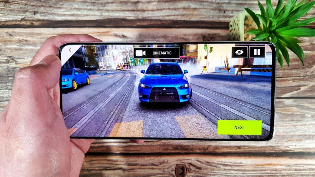 Samsung Galaxy S21 Ultra 5G Review asphalt 9 game Samsung Galaxy S21 series