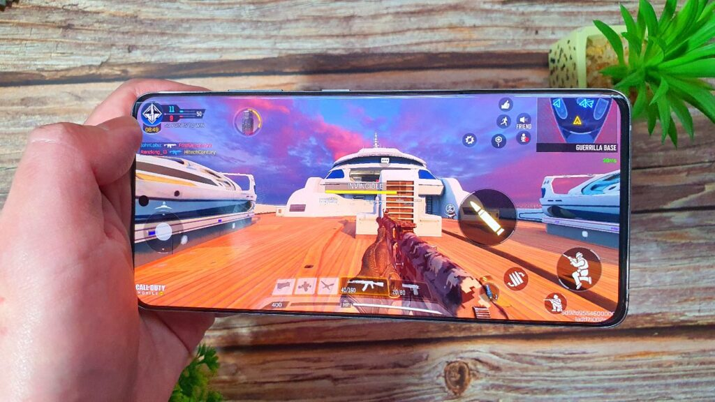 Samsung Galaxy S21 Ultra 5G Review gaming codm