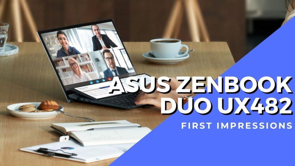 asus zenbook duo ux482 cover