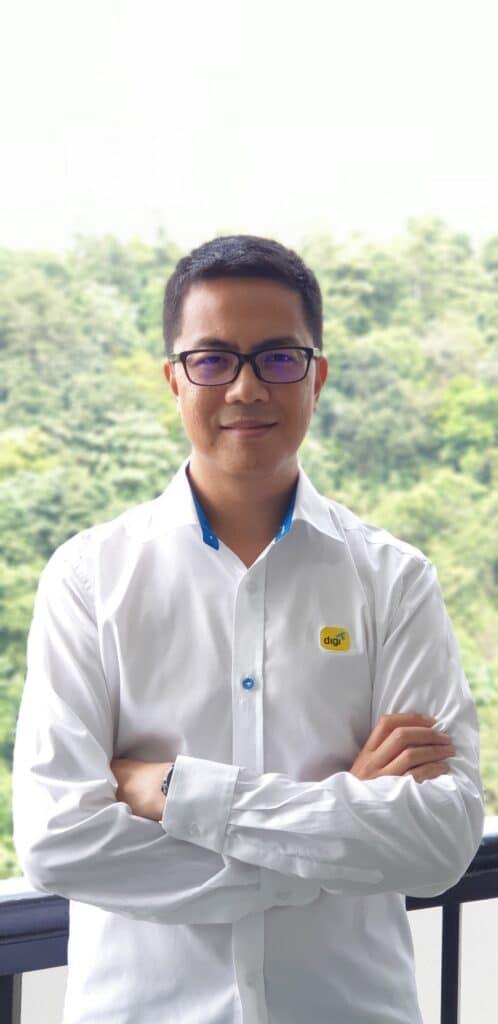 Anwar Ishak, Head of Digital IT - digitalisation trends