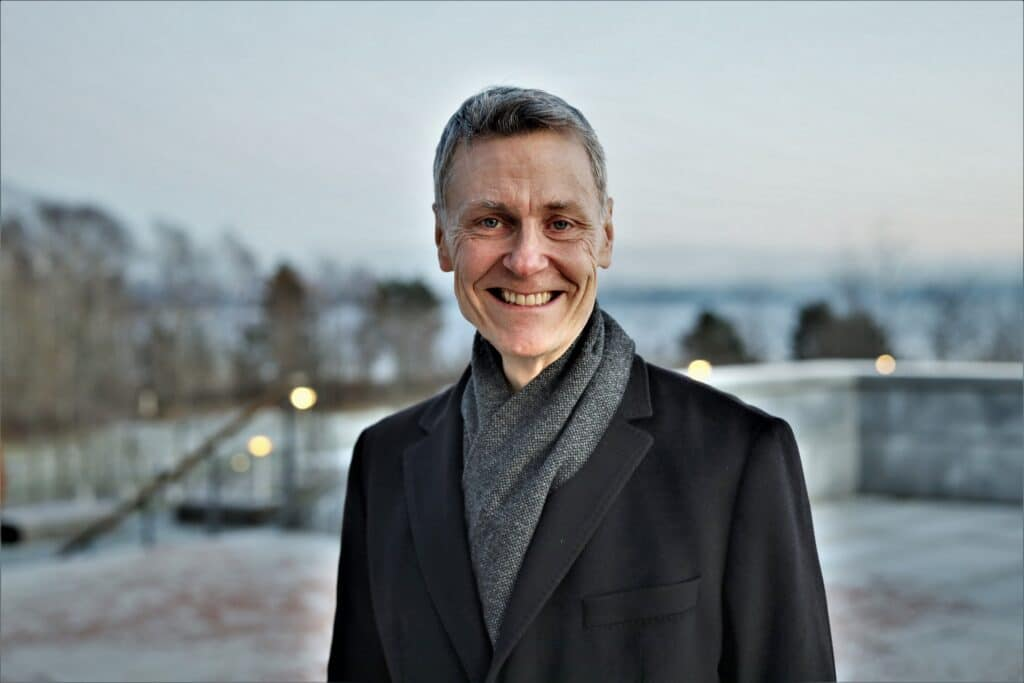 Bjørn Taale Sandberg, Head of Telenor Research - telenor digitalisation trends