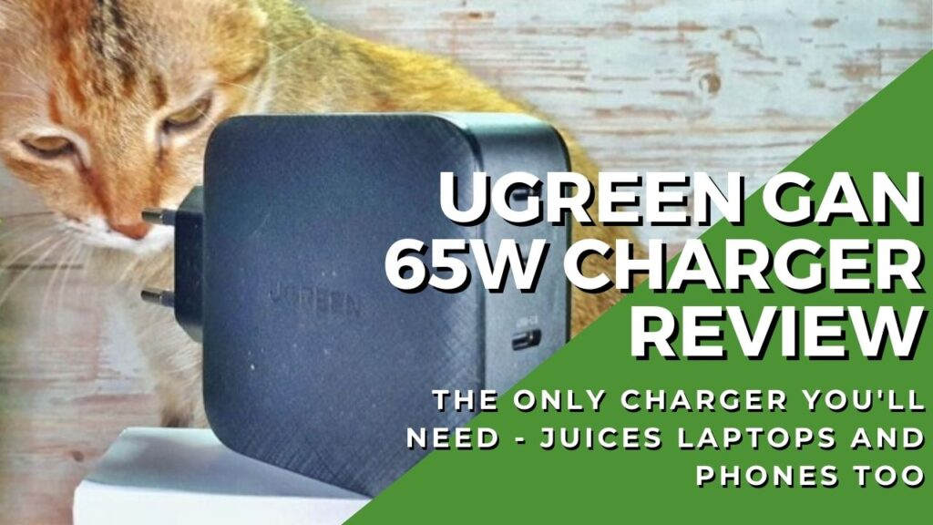 UGREEN Gan 65w charger