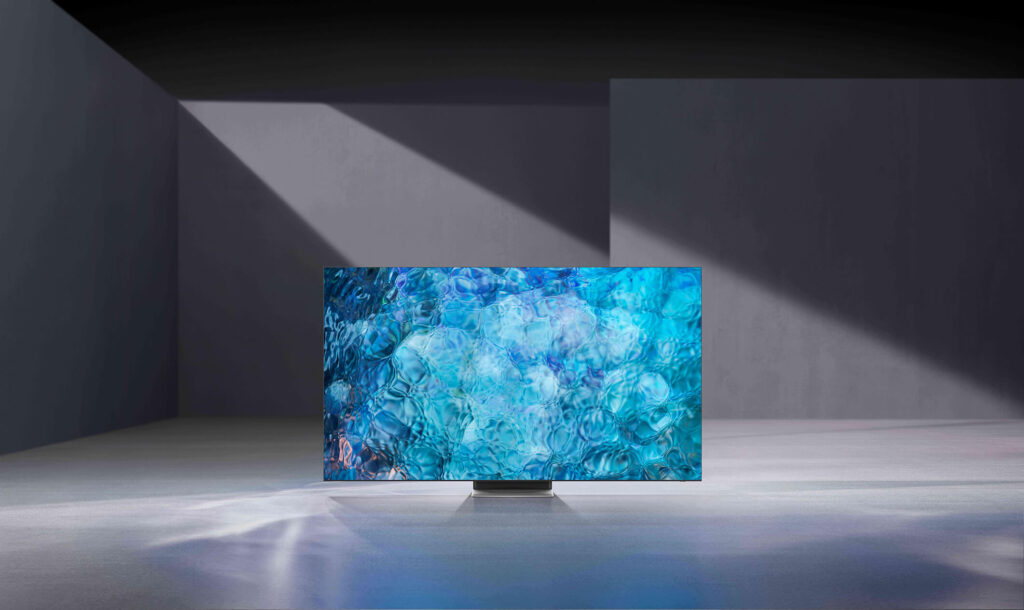 Samsung NEO QLED front