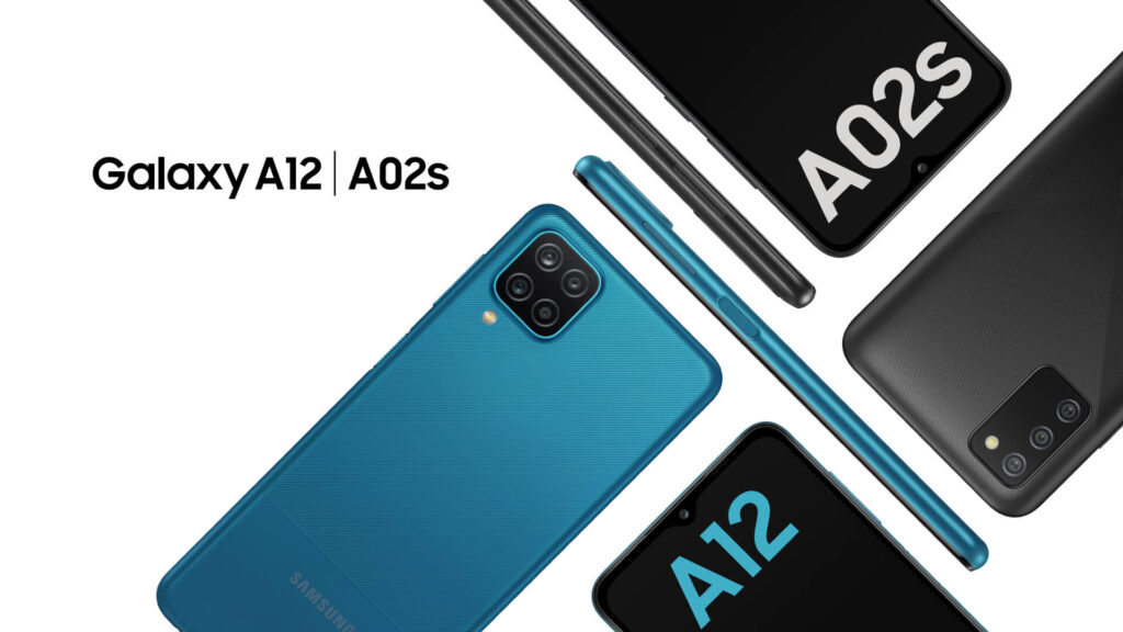 Galaxy A02s and Galaxy A12