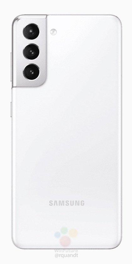 Galaxy S21 white