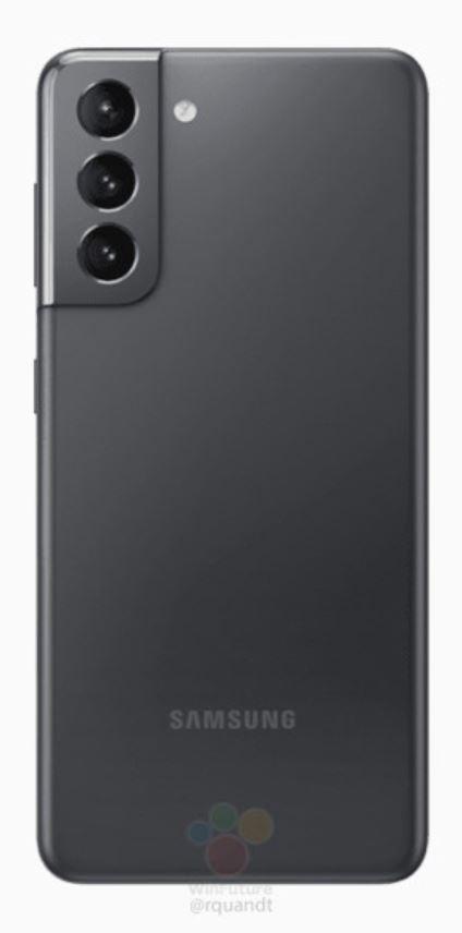 Galaxy S21 black